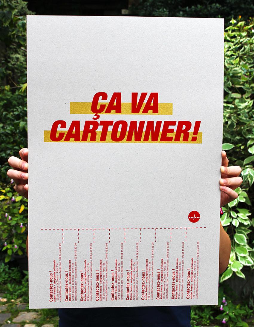 IMPRESSION_CARTON_BRUT_ATELIER_FWELLS_SERIGRAPHIE_PARIS