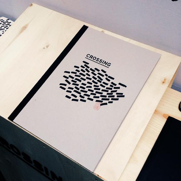 Processed With VSCOcam G3 Preset Cartes De Visite Impression Serigraphie Carton Brut Alice Pruvost