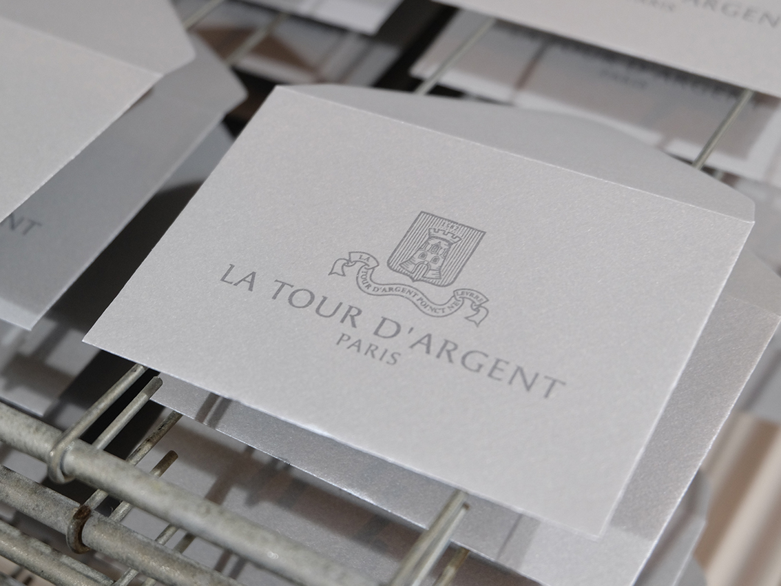 Fwells - Réalisations - La Tour d'Argent Paris