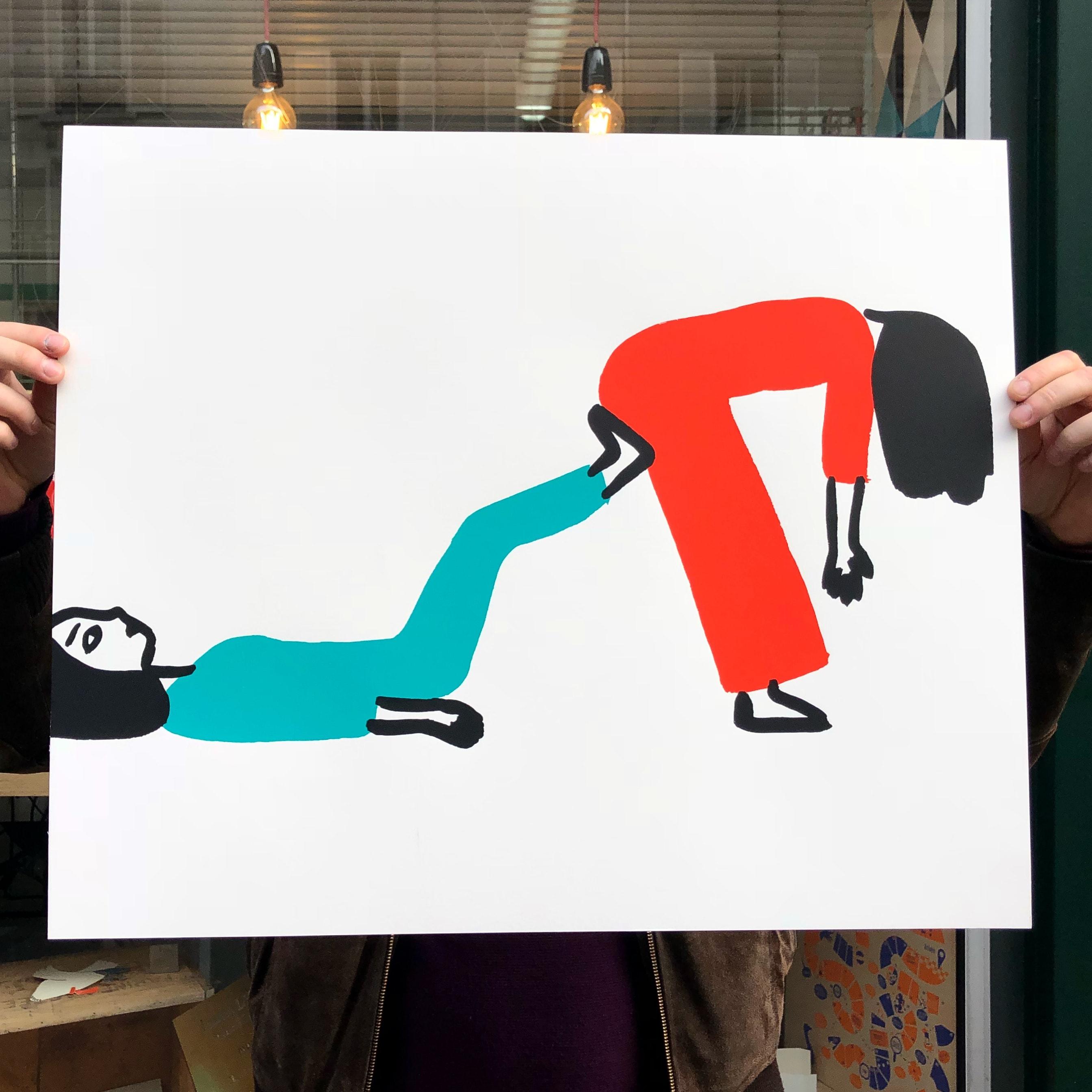 Iris-de-mouy-serigraphie-equilibrium-tirage-dart