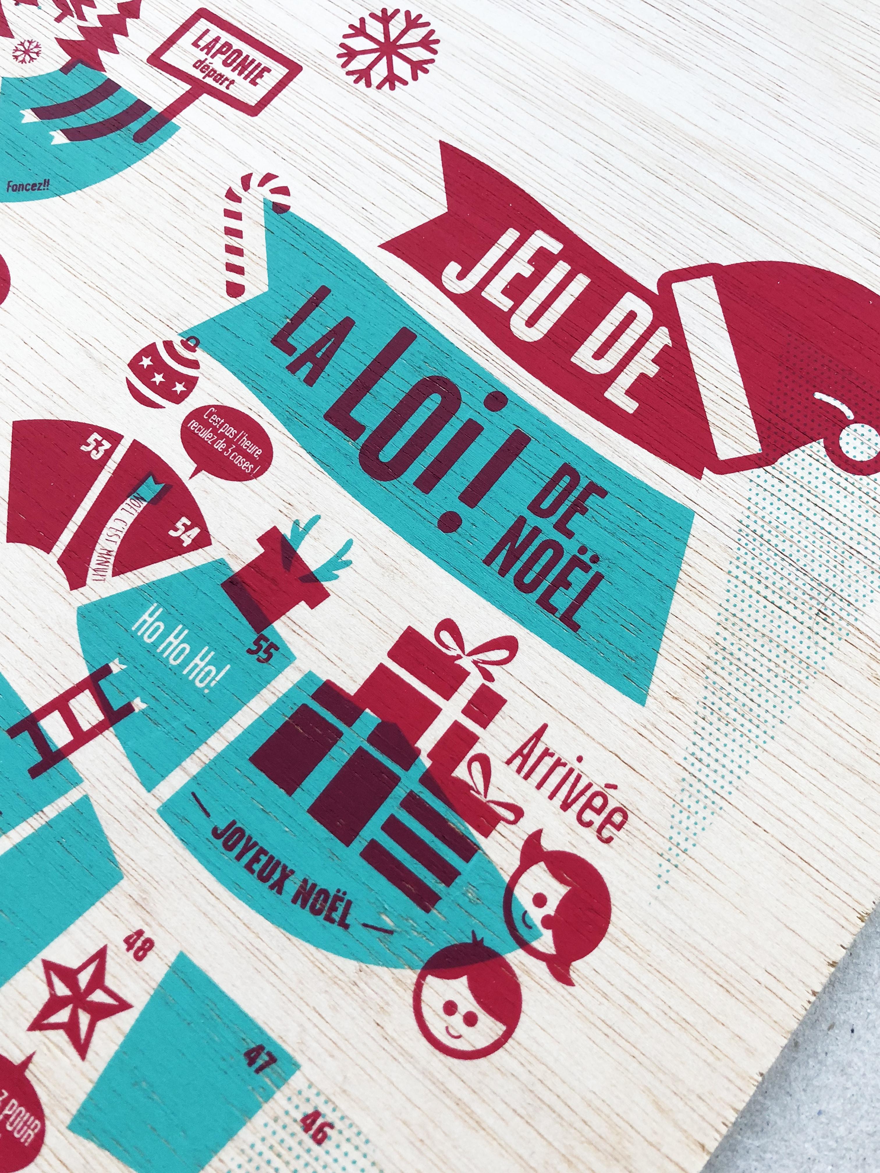 jeu-de-loie-bois-enfant-cadeau-faitmain-serigraphie-atelier-fwells